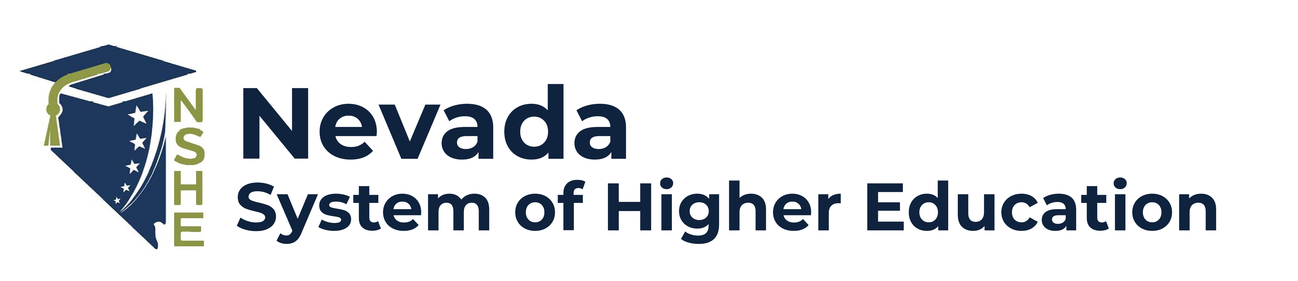 Logo- Nevada System of Higher Education