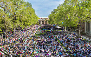 UNR's 2014 Commencement Ceremony