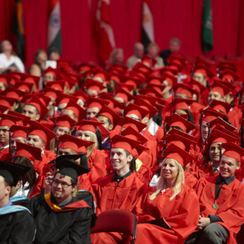UNLV's 50th Commencement May 19, 2013