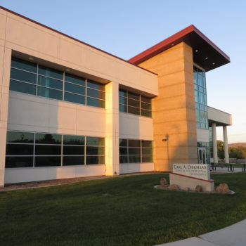 The Diekhans Center for Industrial Technology at GBC