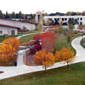 The campus of GBC