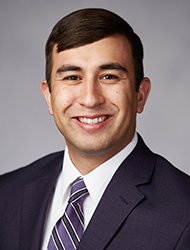Michael Flores, NSHE Chief of Staff