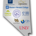 Nevada-map-with-campus-logo