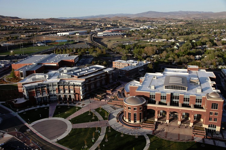 Nshe Institutions Nevada System Of Higher Education
