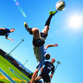 Soccer Intramurals at the University of Nevada, Reno