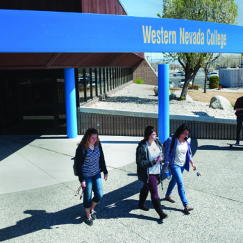 Western Nevada College Students