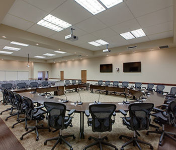 The Boardroom at NSHE System Administration South