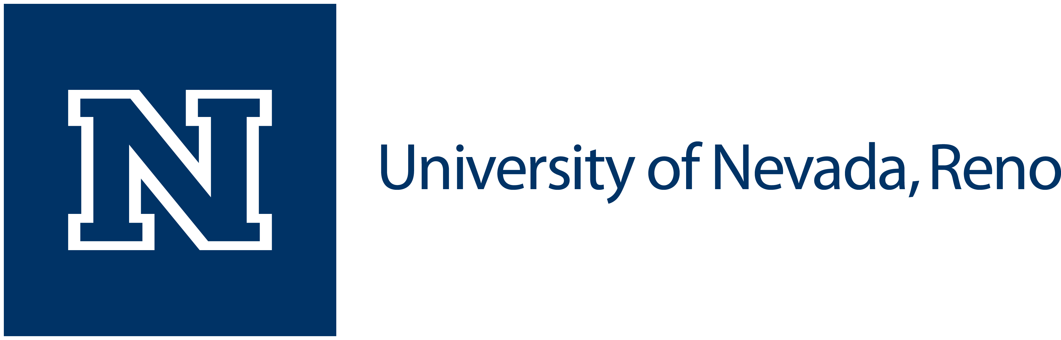 Logo - University of Nevada, Reno